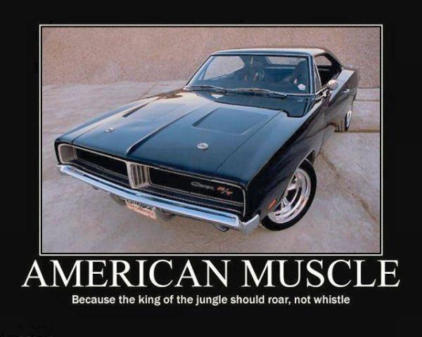 Muscle Car Memes