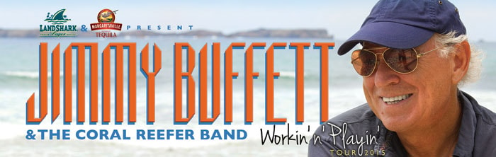 Enter to win Jimmy Buffett tickets