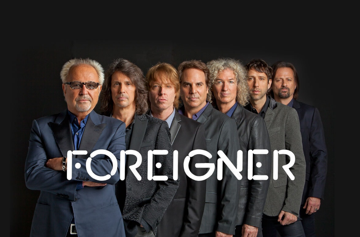 See Foreigner Live and Unplugged - 94.7 WCSX
