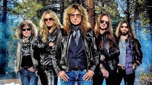 Whitesnake Announce Brand New ...