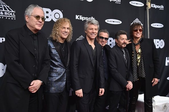 Today (July 11) is Richie Sambora's birthday, and without a doubt, the biggest highlight of his career this year was being inducted into the Rock and Roll Hall of Fame with Bon Jovi. While it's unlikely we'll see Sambora back in the band again, it was still great to see all of Bon Jovi together…
