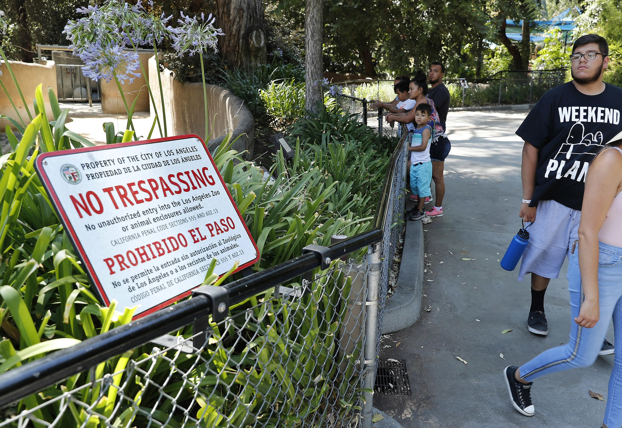 La Zoo Sign 20180814
