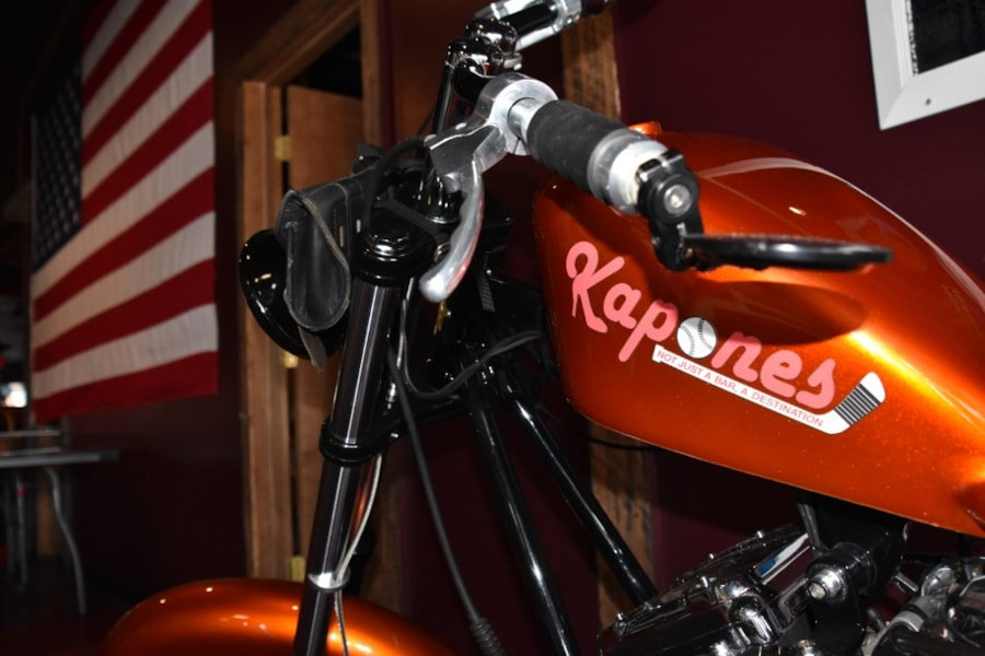 Kapone's Bike Night