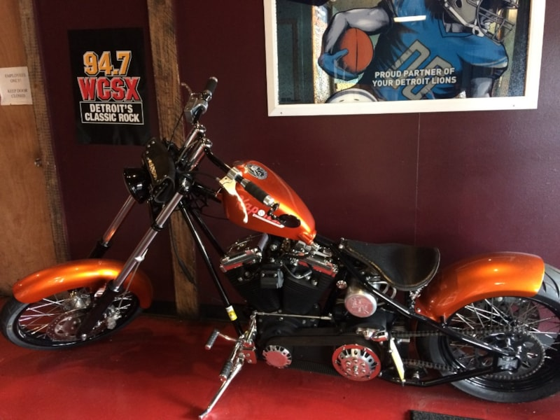 Kapone's is giving away THIS bike