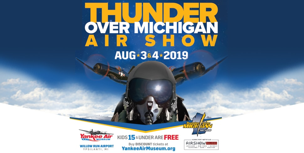 Thunder Over Michigan 2019 Air Show