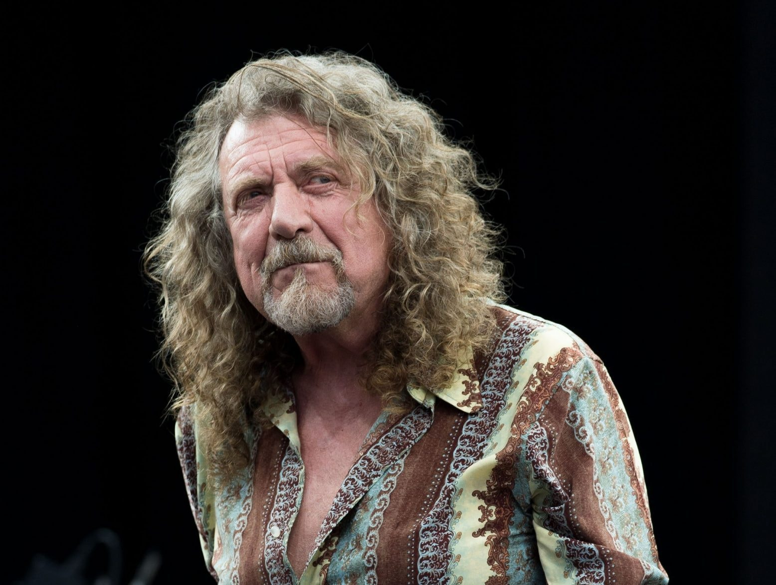 Robert Plant Photos From His Legendary Career